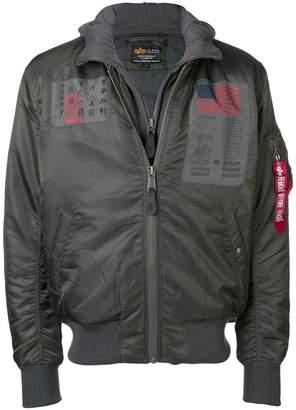 Alpha Industries Astronaut bomber jacket