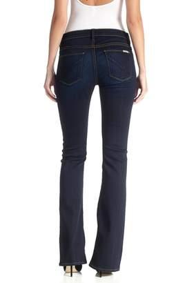 Hudson Jeans Dark-Wash Petite Bootcut