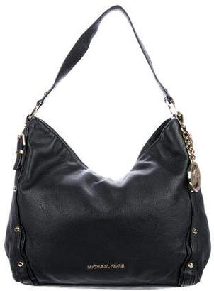 MICHAEL Michael Kors Studded Leather Hobo