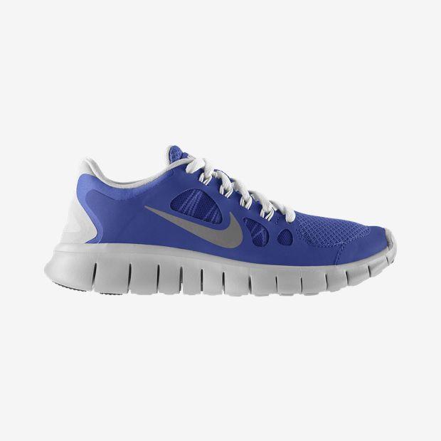 Nike Free 5.0 Girls' Running Shoe (3.5y-7y)