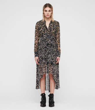 AllSaints Liza Asa Dress