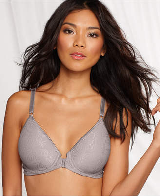 Bali Comfort Revolution Front-Close Shaping Underwire Bra 3P66