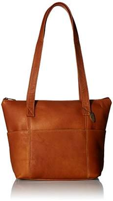 David King & Co. Top Zip Shopping Tote 543