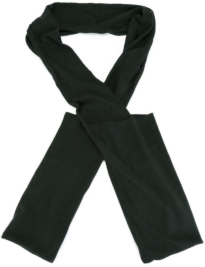 ChalayanChalayan glove scarf