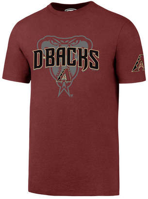 '47 Men's Arizona Diamondbacks On-Deck Rival T-Shirt
