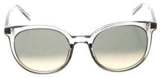 Celine Thin Mary Gradient Sunglasses Grey Thin Mary Gradient Sunglasses