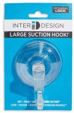 InterDesign Large Suction Hook