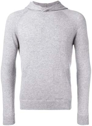 D'aniello La Fileria For cashmere slim-fit hoodie