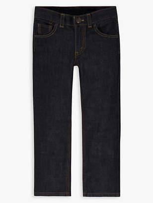 Levi's Boys 8-20 505 Regular Fit Jeans 18R