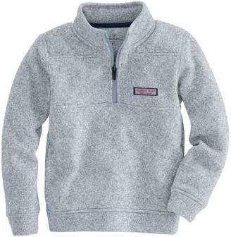 Vineyard Vines Boys Sweater Fleece Shep Shirt