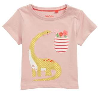 Boden Mini Applique Pocket Tee