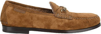 Tom Ford Barnet Chain Loafers