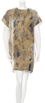 Christian Wijnants Silk Dress w/ Tags Beige Silk Dress w/ Tags