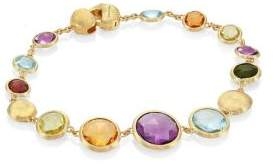 Marco Bicego Jaipur Semi-Precious Multi-Stone& 18K Yellow Gold Bracelet