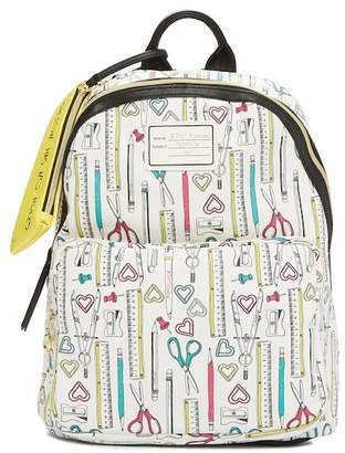 Betsey Johnson Back-to-School Backpack