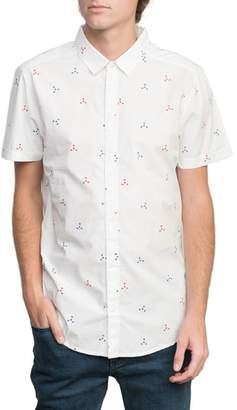 RVCA Tridot Woven Shirt