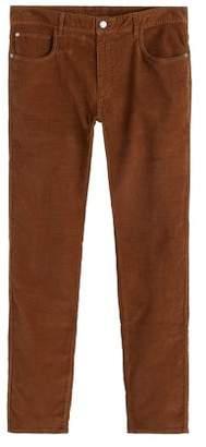 Mango Man MANGO MAN Five-pocket corduroy trousers