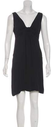 Graham & Spencer Sleeveless Silk Dress