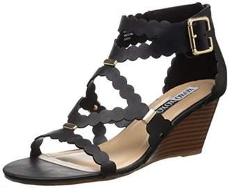 XOXO Women's Scottie Wedge Sandal