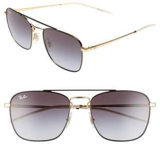 Ray-Ban Youngster Double Bridge 55mm Sunglasses