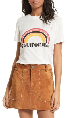 Women's Rebecca Minkoff California Tee $58 thestylecure.com