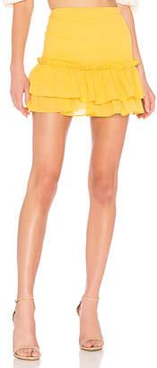 LPA Two Tier Ruffle Skirt