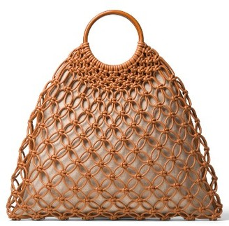 Michael Kors Cooper Woven Leather Tote - None $1,090 thestylecure.com