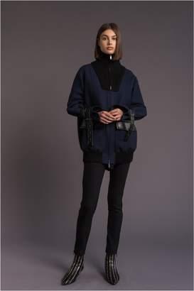 Sonia Rykiel Military Wool Jacket