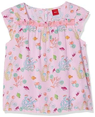 S'Oliver Girl's 53.805.12.2183 Blouse