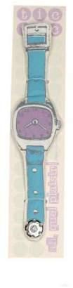 Toy Watch Ah, Quel Plaisir Tic-Tac Blue Purple Strap
