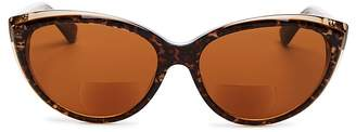 Corinne McCormack Anita Cat Eye Reader Sunglasses, 54mm