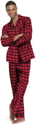 Hanes Men`s Flannel Pajamas, XL
