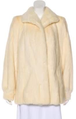Fur Mink Fur Jacket