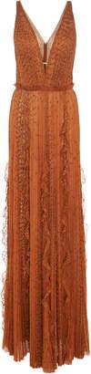 J. Mendel Pleated Gown
