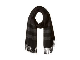 Polo Ralph Lauren Wool Blanket Stripe Scarf