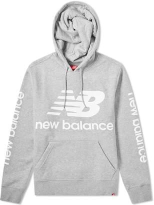 New Balance Essentials Logo Hoody