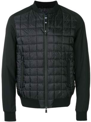 Herno classic quilted jacket