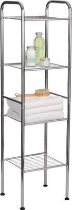 Argos Home 4 Tier Wire Shelf Unit