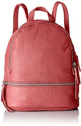 Liebeskind Berlin Lotta7 Vintag, Women's Backpack, Rot (Phonebox Red), 11x26x32 cm (B x H T)