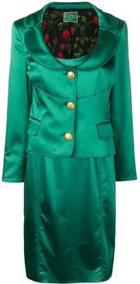 Dolce & Gabbana Pre-Owned blazer and dress set