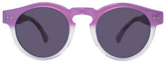 Illesteva Leonard 47mm Purple Oxford Sunglasses