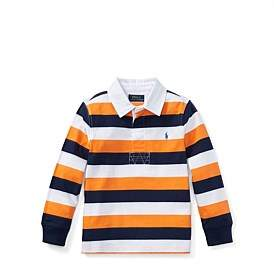 Polo Ralph Lauren Striped Cotton Jersey Rugby(2-7 Years )