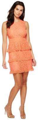 CeCe Brea - Sleeveless Floral Lace Women's Dress