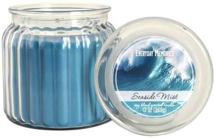 Everyday Memories Seaside Mist 13-oz. Candle Jar