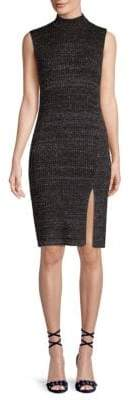 BCBGMAXAZRIA Sleeveless Sweater Dress