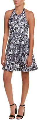 Susana Monaco Printed A-Line Dress