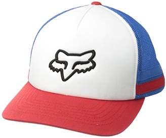 db0882bb2fe Fox Junior s Head TRIK Trucker HAT