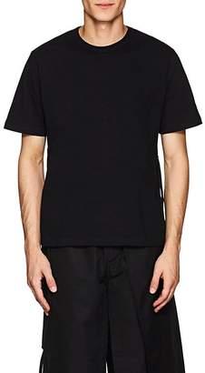 Craig Green Men's Lace-Up Cotton Jersey T-Shirt