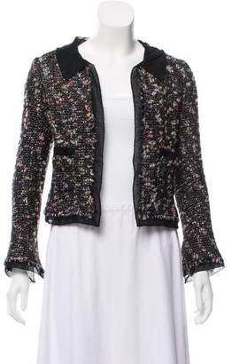 Chanel Wool-Blend Tweed Jacket