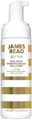 James Read Tan Fool Proof Bronzing Mousse Face & Body.